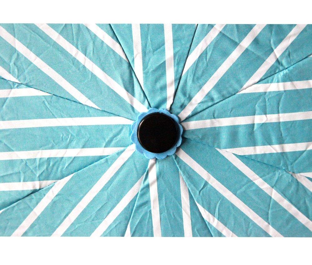 Vertical Stripes Pattern Umbrella