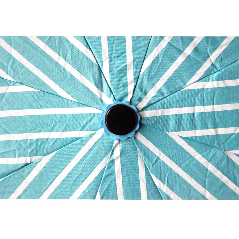 Vertical Stripes Pattern Umbrella