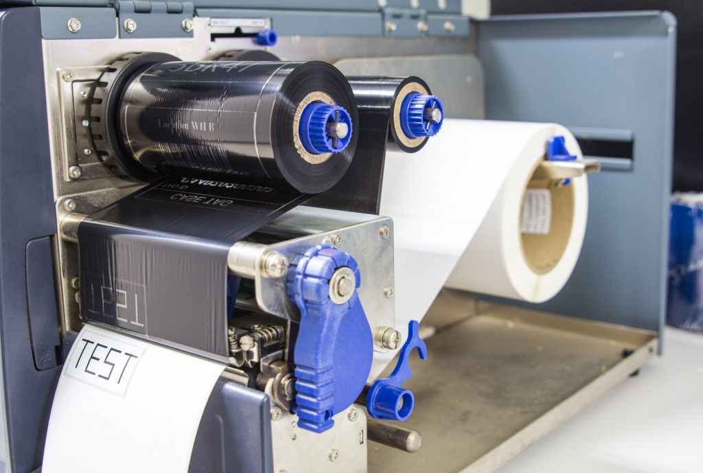 Thermal Transfer Printers & Ribbons Advantages